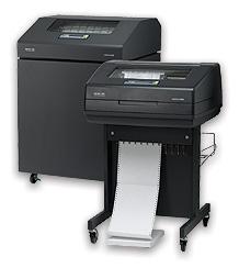 IBM InfoPrint 6500-V05 Line Matrix Printer